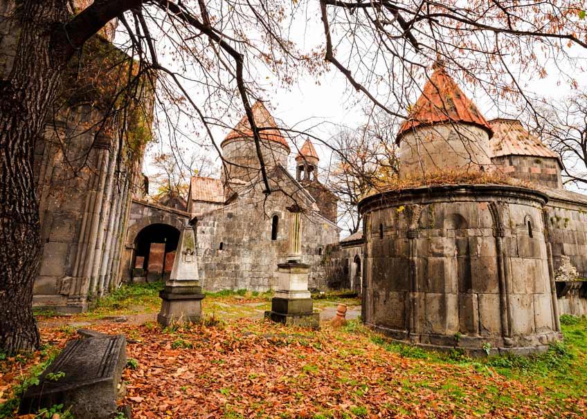 Монастырский комплекс Санаин | Хвек н.э. | Лорийская область, Армения