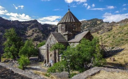 Гндеванк | Основан в 10 веке | Армения, Вайоц Дзор