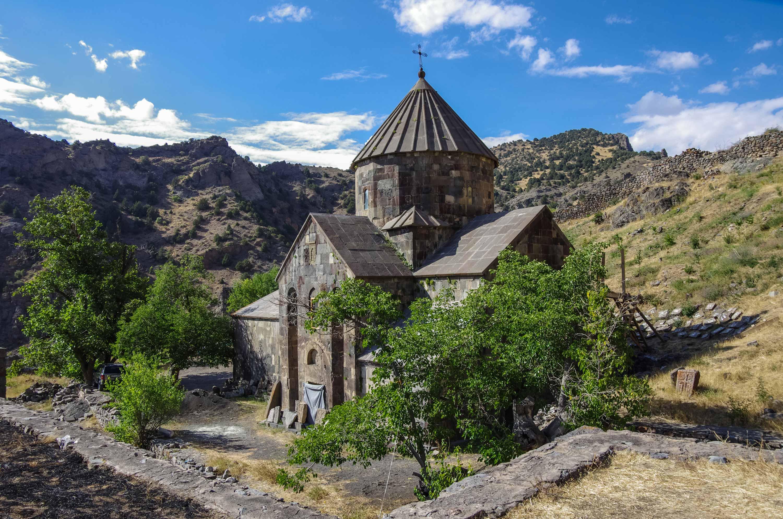 Гндеванк | Основан в 10 веке | Вайоц Дзор, Армения