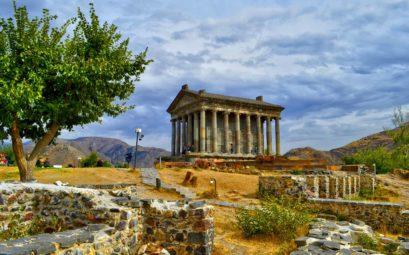 Гарни | Основан в 1 в. н. э | Армения, Котайкская область