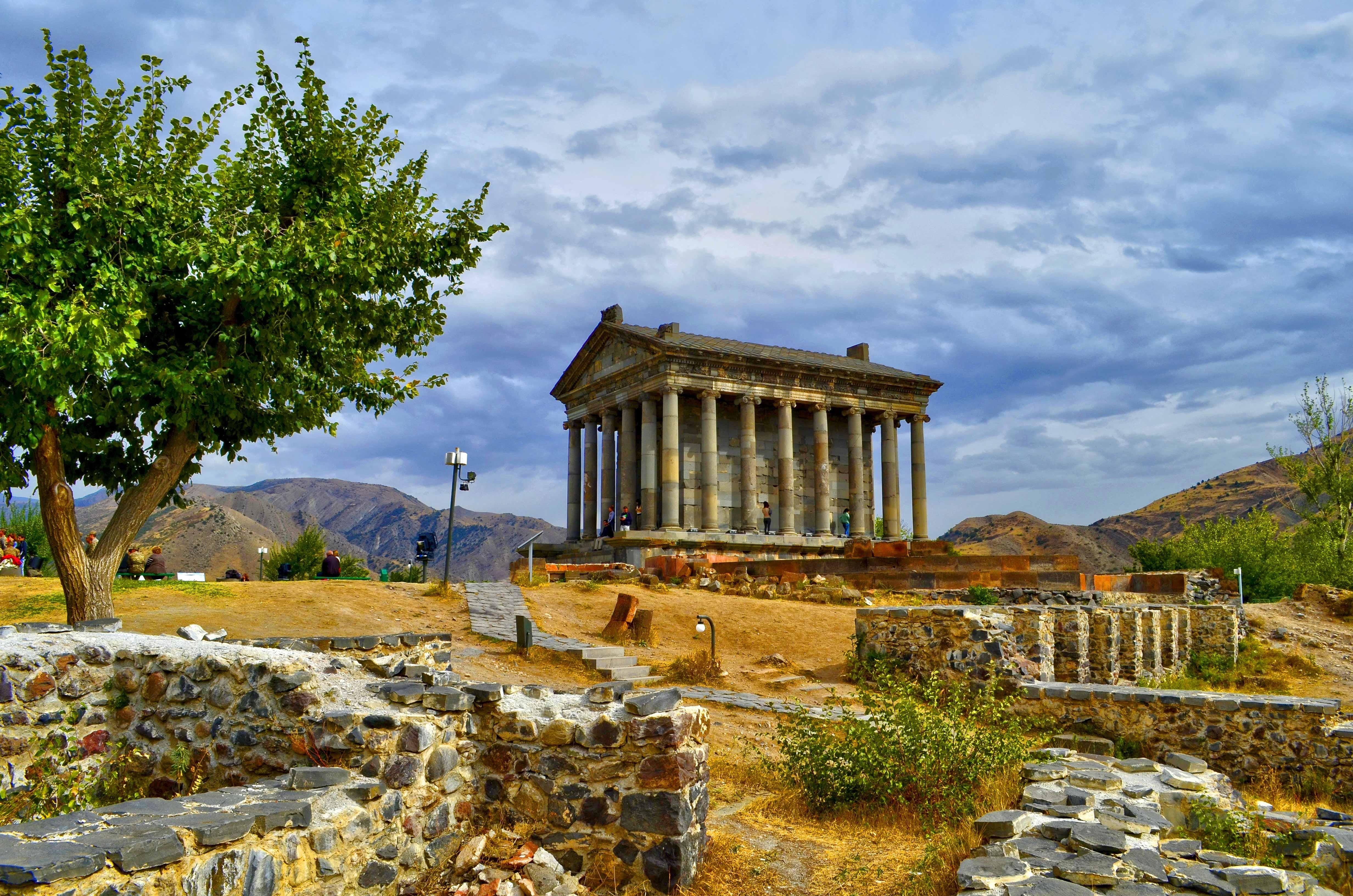 Гарни | Основан в 1 в. н. э | Котайкская область, Армения