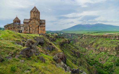 Монастырь Сагмосаванк | 13 век | Армения