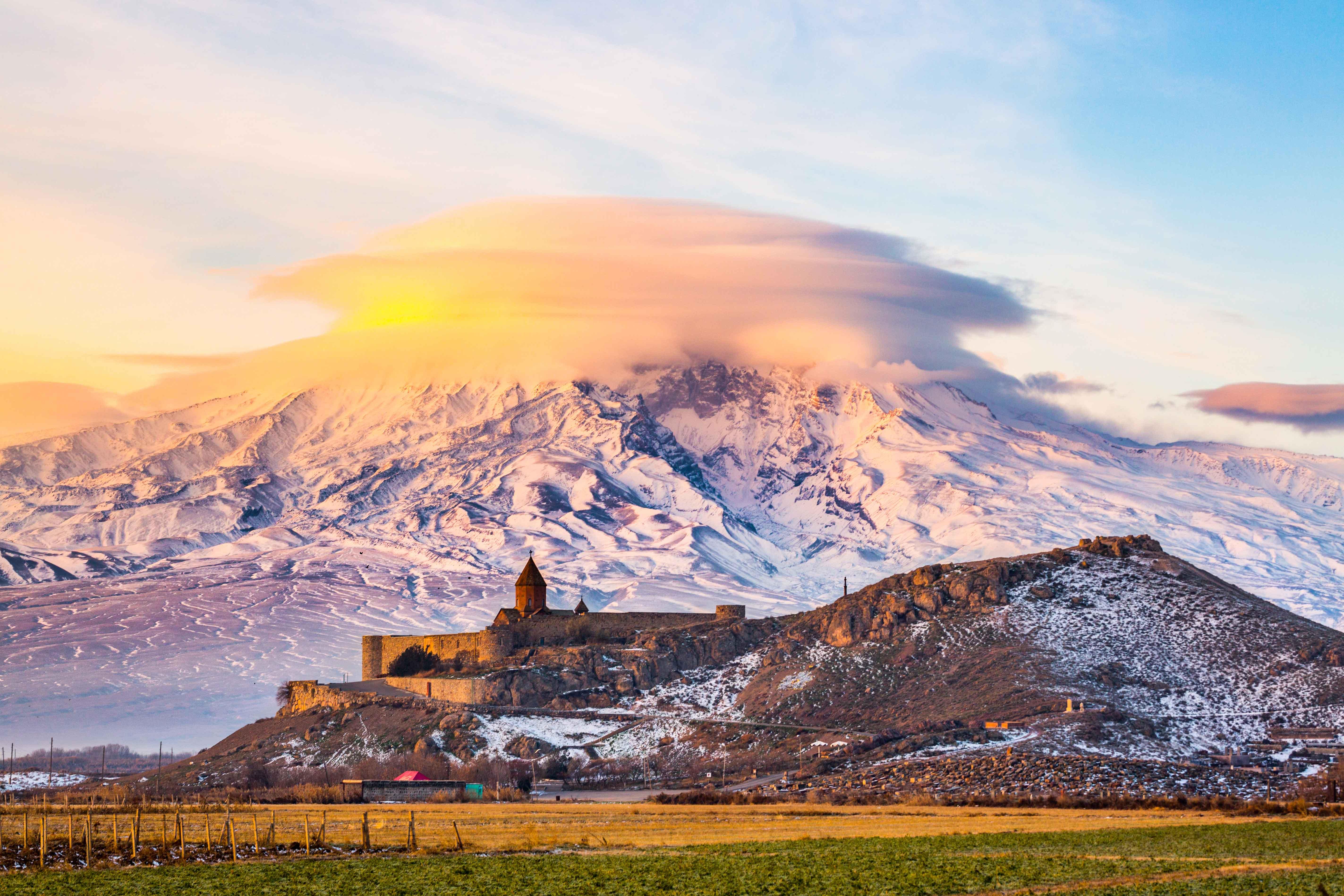 Хор Вирап | Арташатская область, Армения