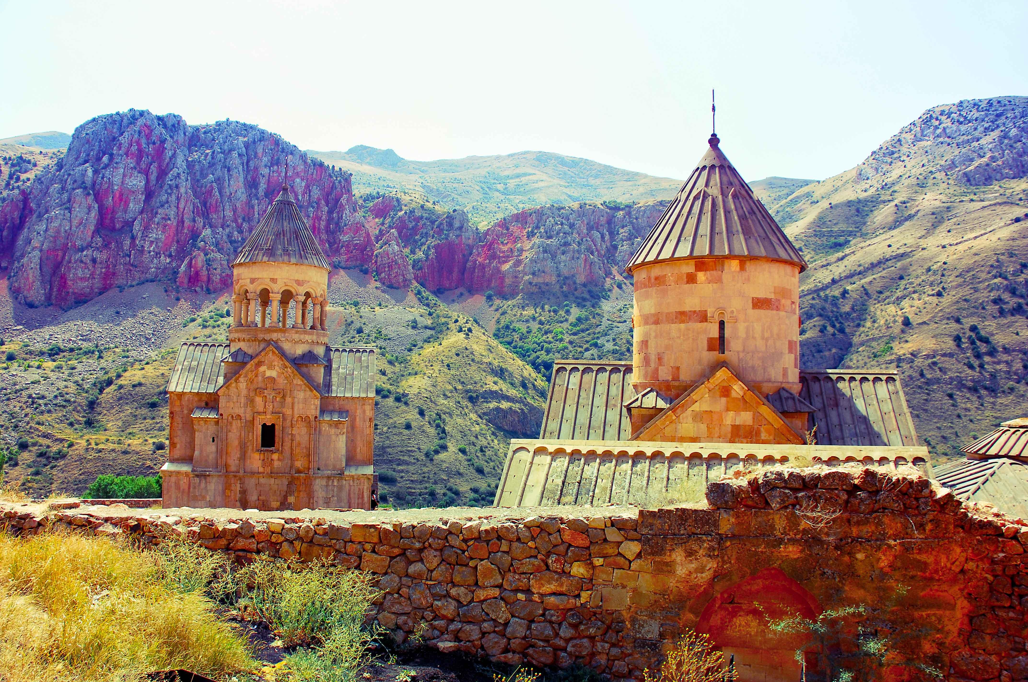 Нораванк | Основан в 1205 г. | Армения, Вайоц Дзор
