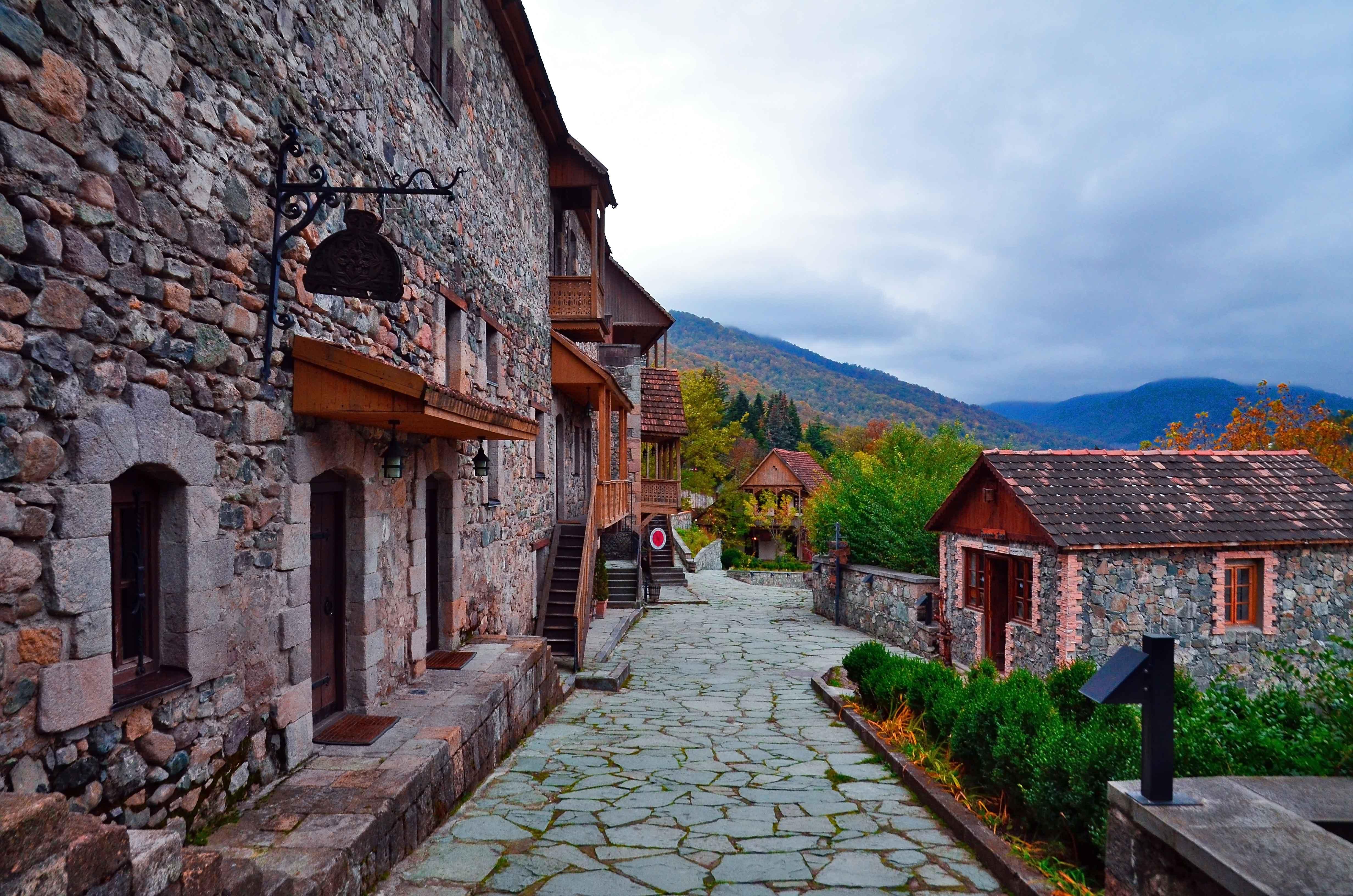 Курорты Армении, Дилижан