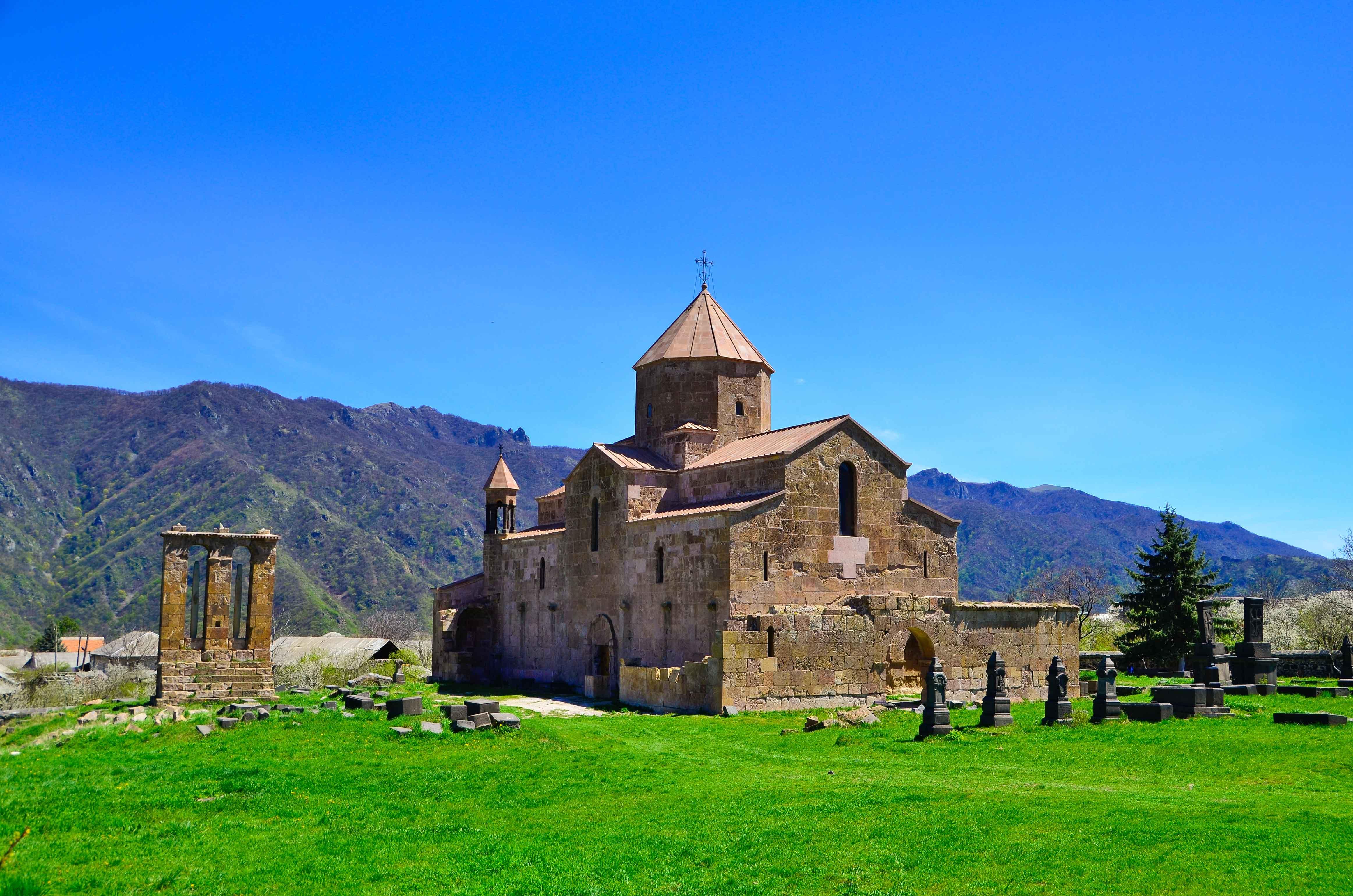 Монастырь Одзун | Лорийская область, Армения