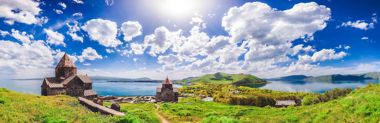 Озеро Севан | Область Гегаркуник, Армения
