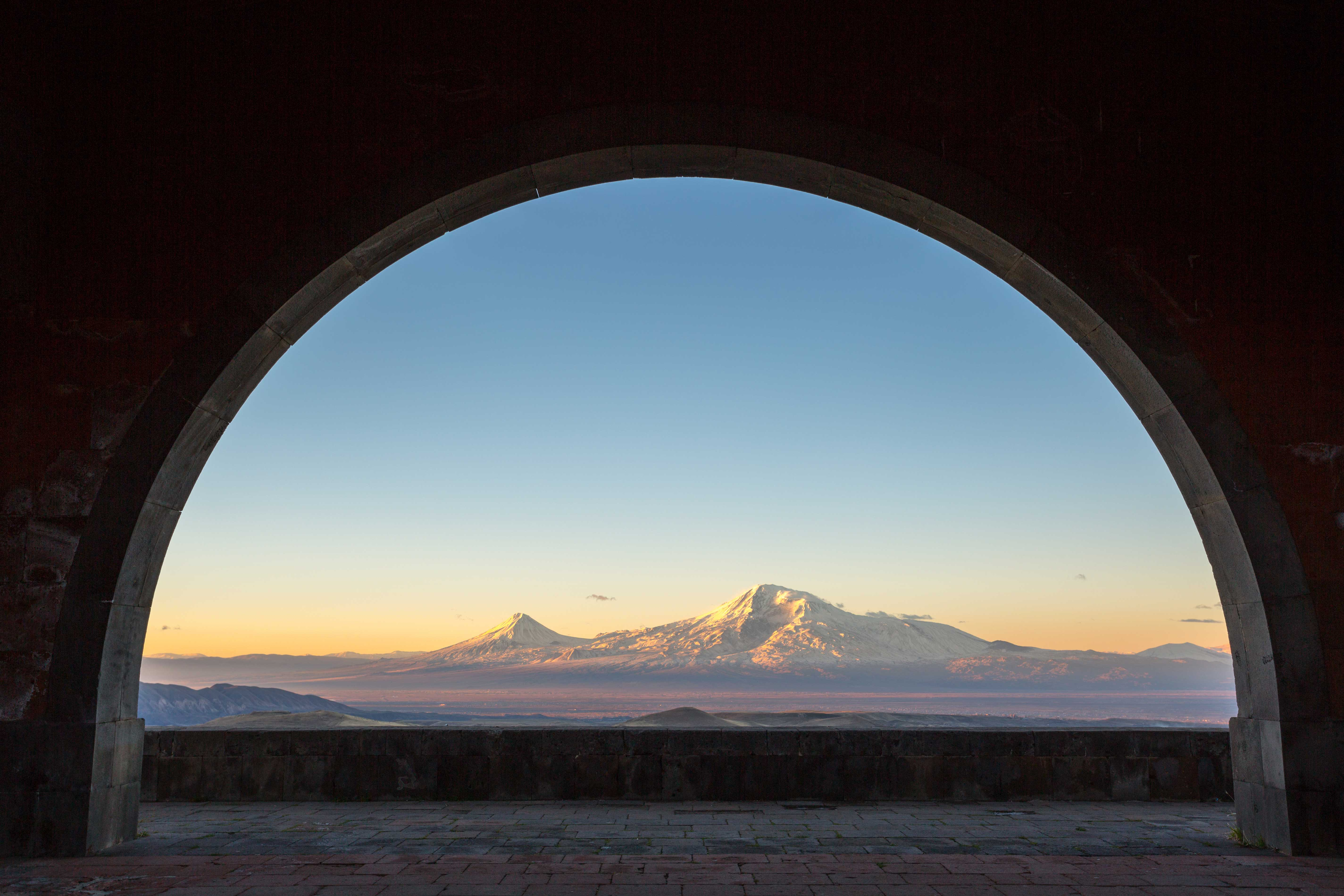 Арка Чаренца | Котайкская область, Армения