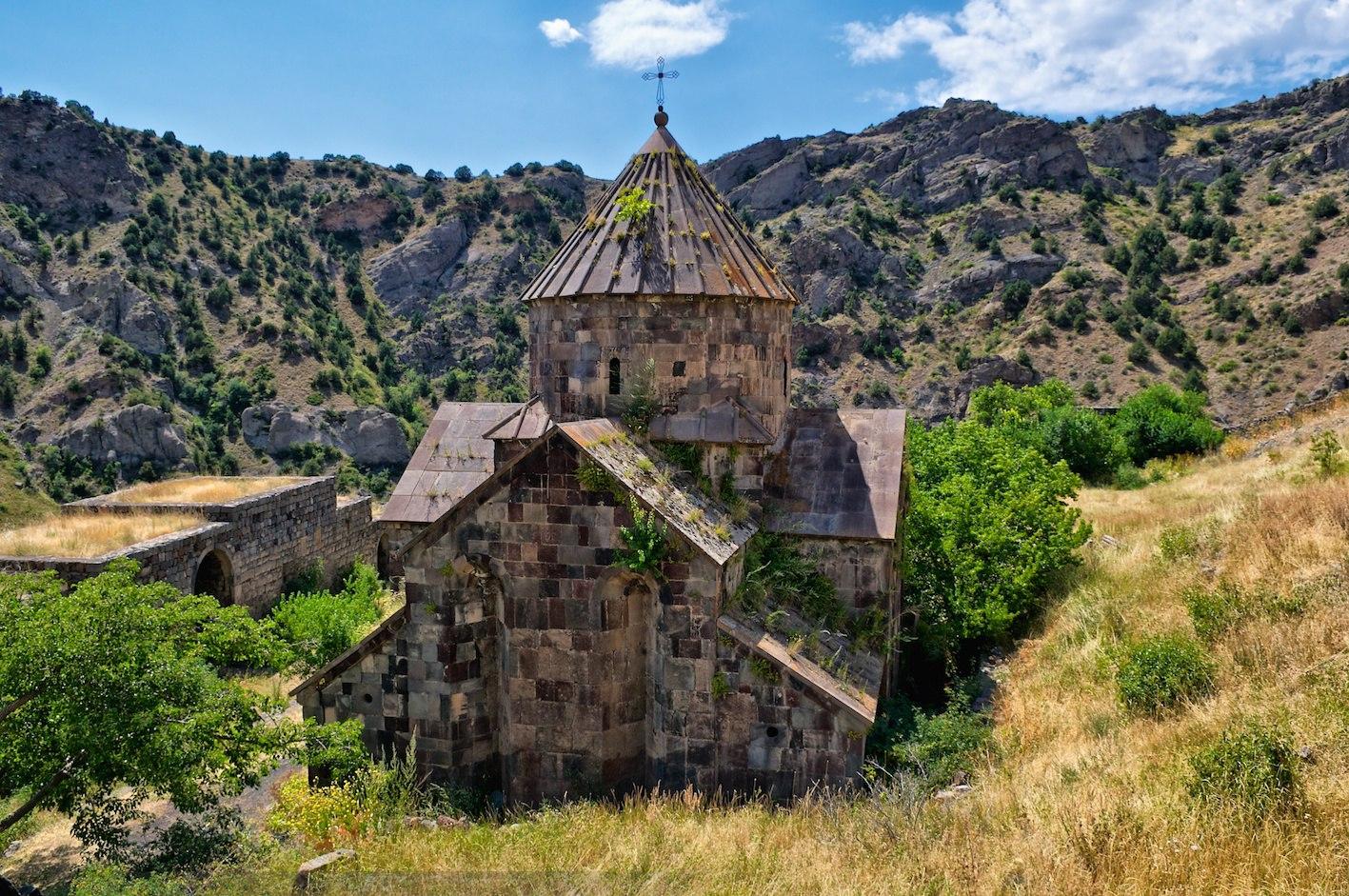 Гндеванк, Гндеваз, Вайоц Дзор, Армения
