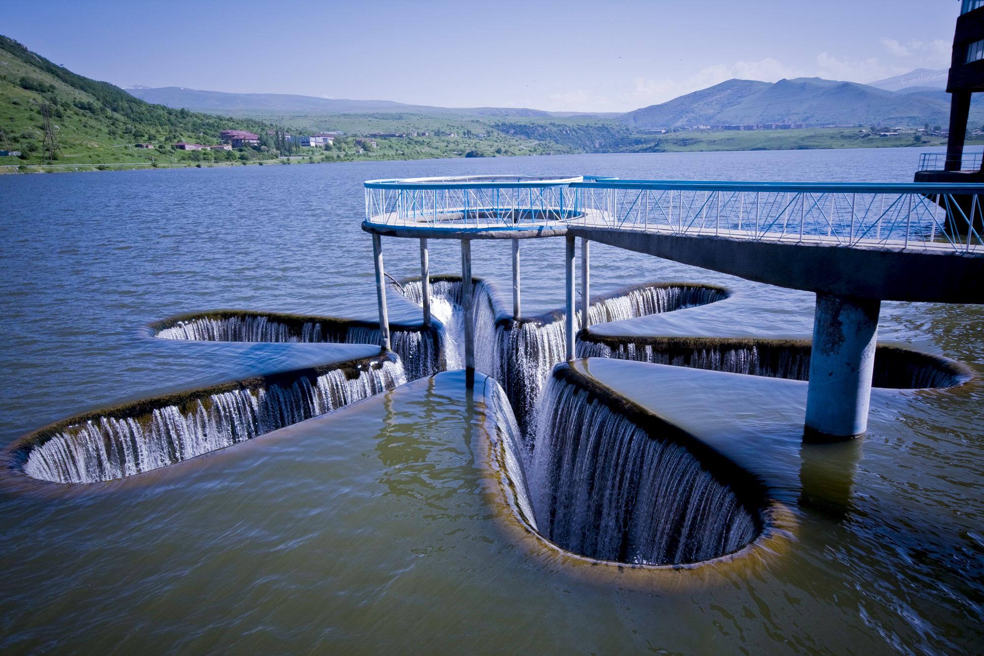 Кечутское водохранилище, Вайоц Дзор, Армения