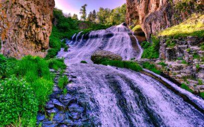 водопад-джермук