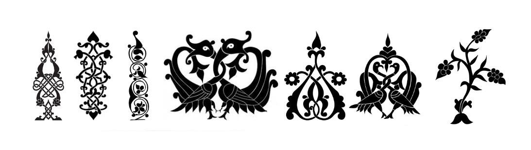 армянские орнаменты