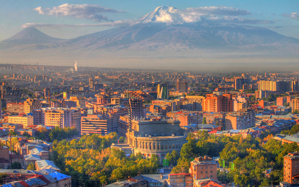 Армения, Ереван, Арарат
