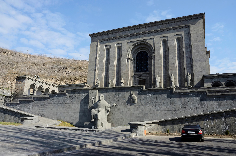 Достопримечательности Еревана - Матенадаран