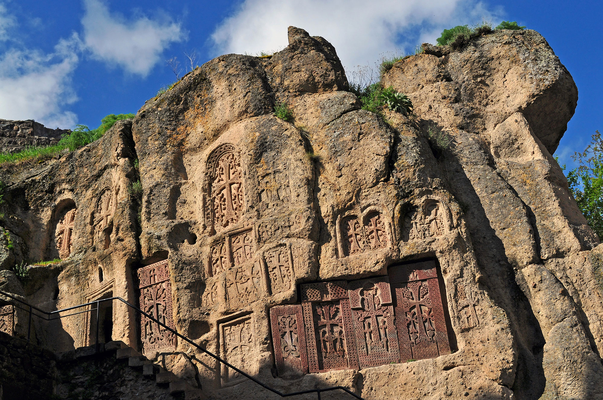 Монастырский комплекс Гегард,