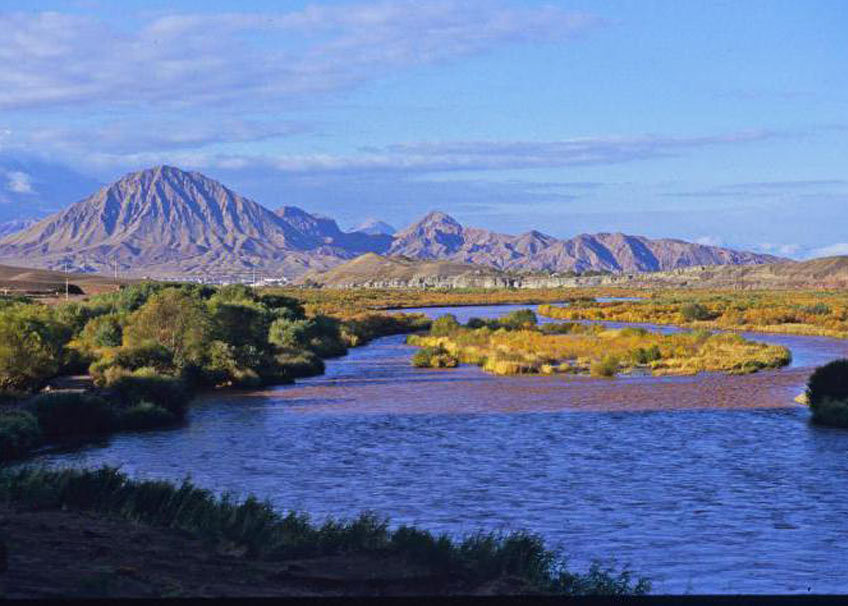 Реки Армении - Река Аракс