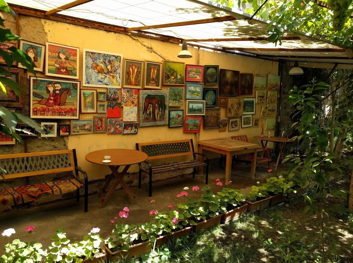 кафе и рестораны Еревана