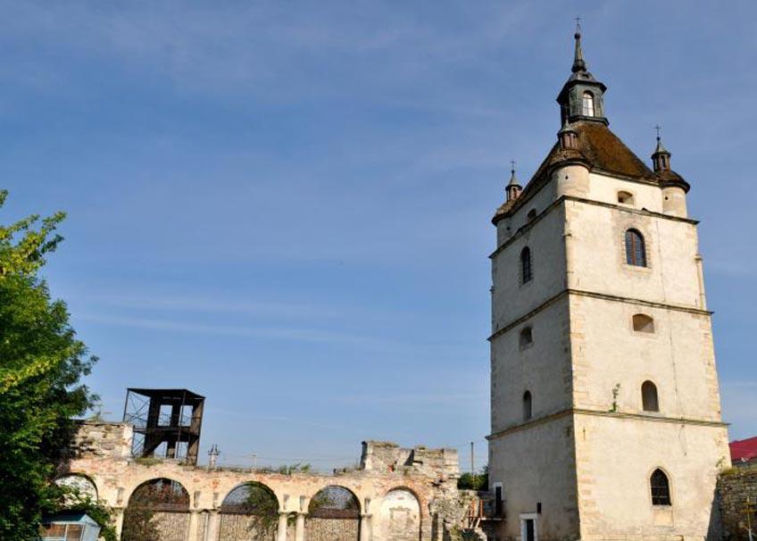 колокольня Святого Степаноса