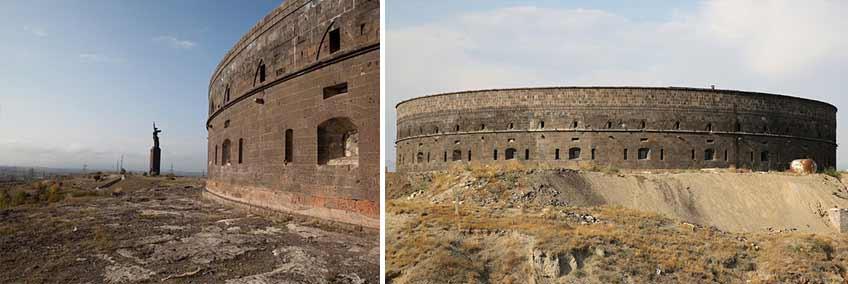 Гюмри - александропольская или Черная крепость