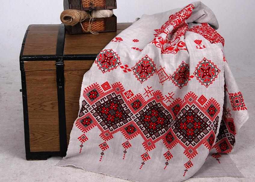 символы украины рушник