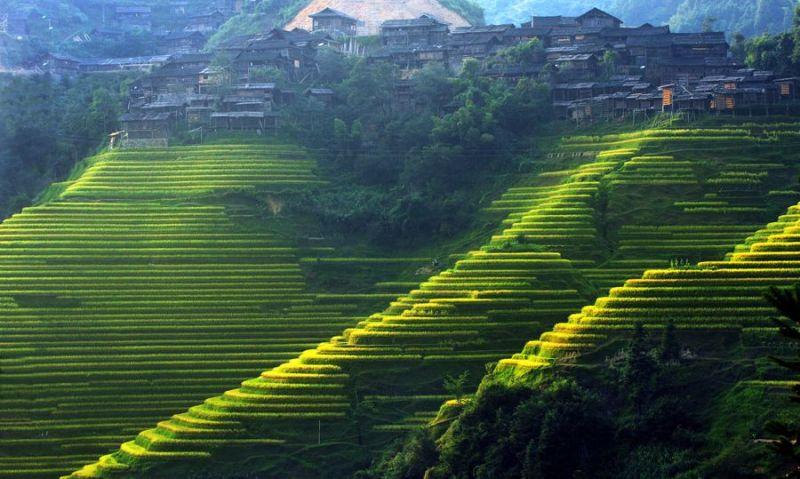 Китайская провинция Гуйчжоу