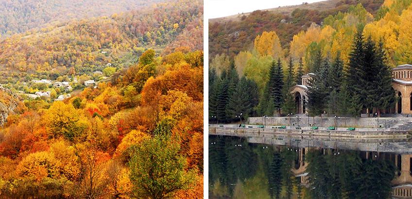 ноябрьские праздники в Армении