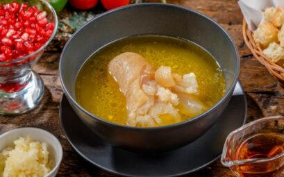 армянский суп - хаш